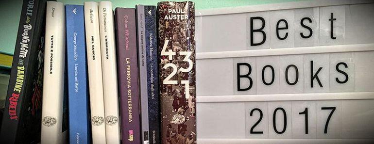 migliori libri 2017