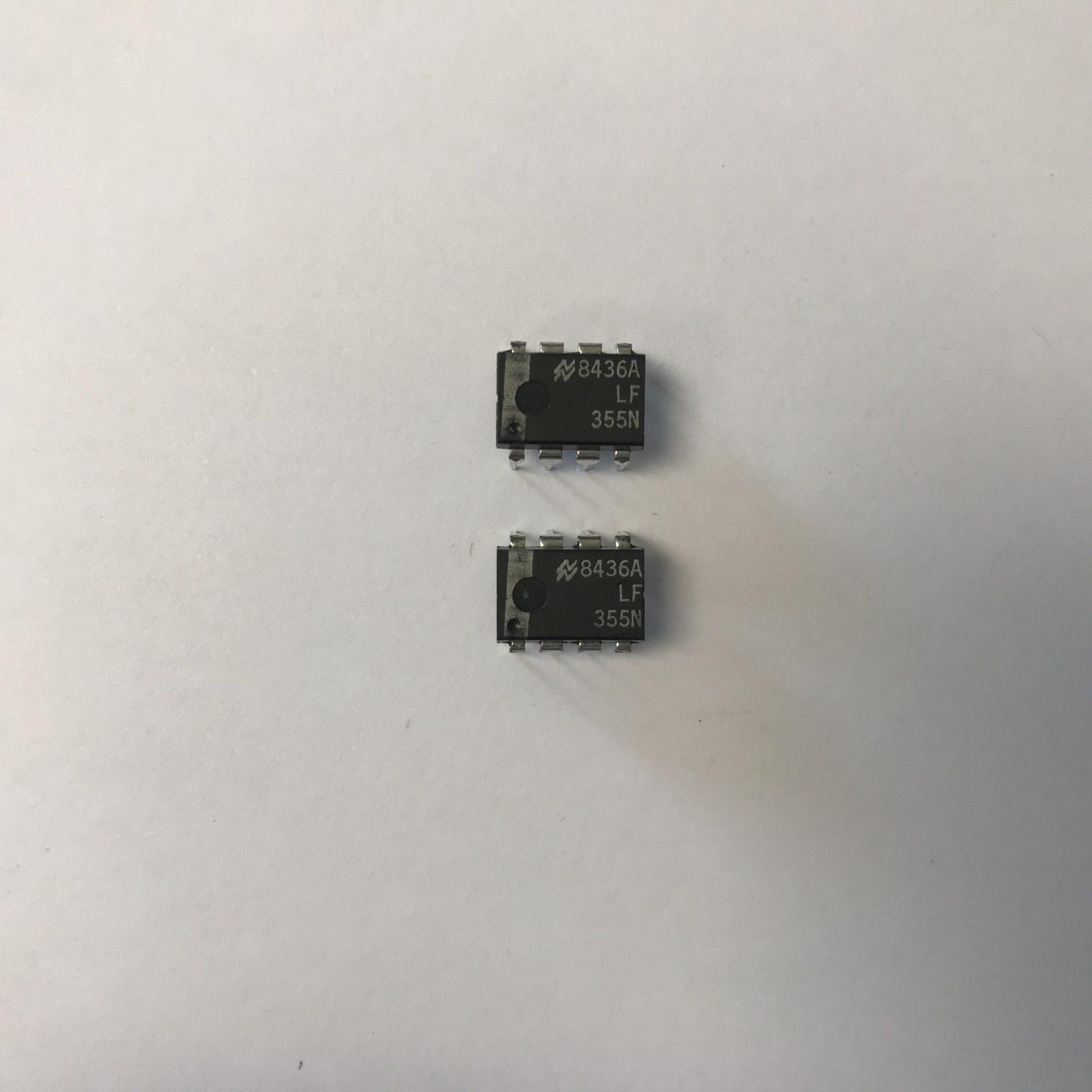 Integrated Circuits Harris Intersil