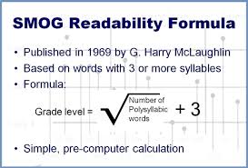 Readability Testing Language Solutions Inc