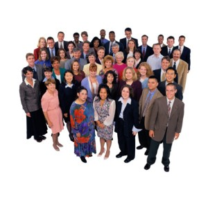 Join our Team: Image of team of translators
