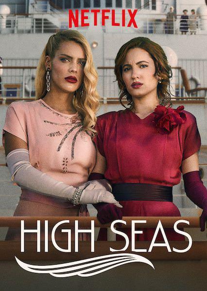 La série Netflix Alta Mar