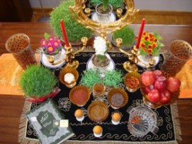 Happy nowruz celebrate persian new year 2017 language connections symbols persian new year m4hsunfo