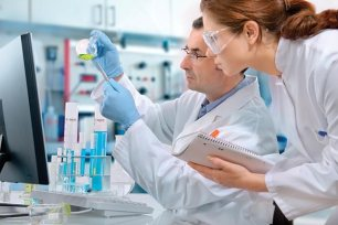 clinical research lab