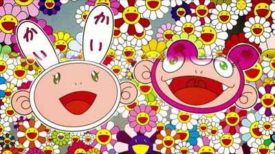 Japanese Interpreter Services - Example of Murakami's Art
