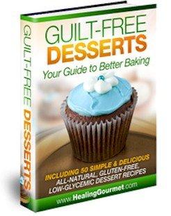 Guilt free desserts recipe