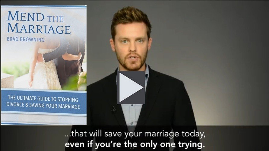 Mend The Marriage by Brad Browning