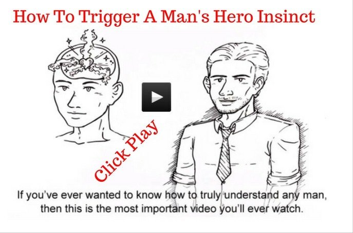 What is a mans hero instinct