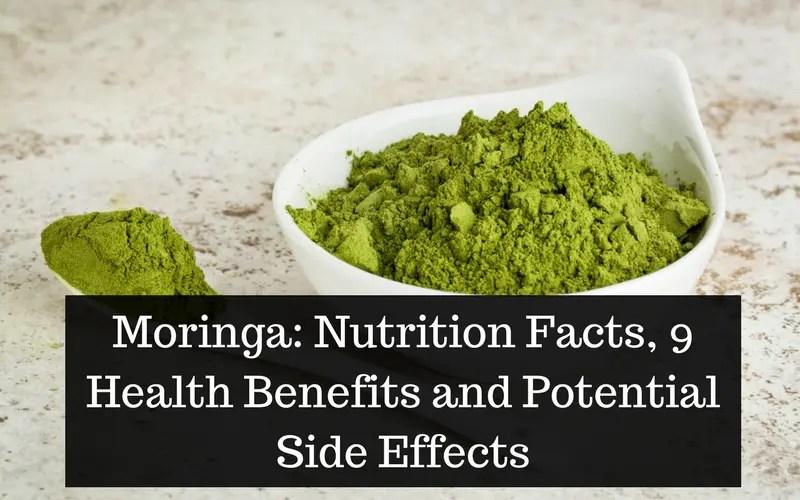 Smartmix Moringa Side Effects