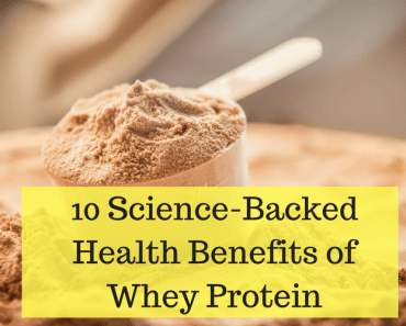 whey protein health benefits