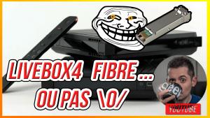 Nouvelle Livebox4 et adaptateur fibre SFP : 1 an après toujours rien !!!