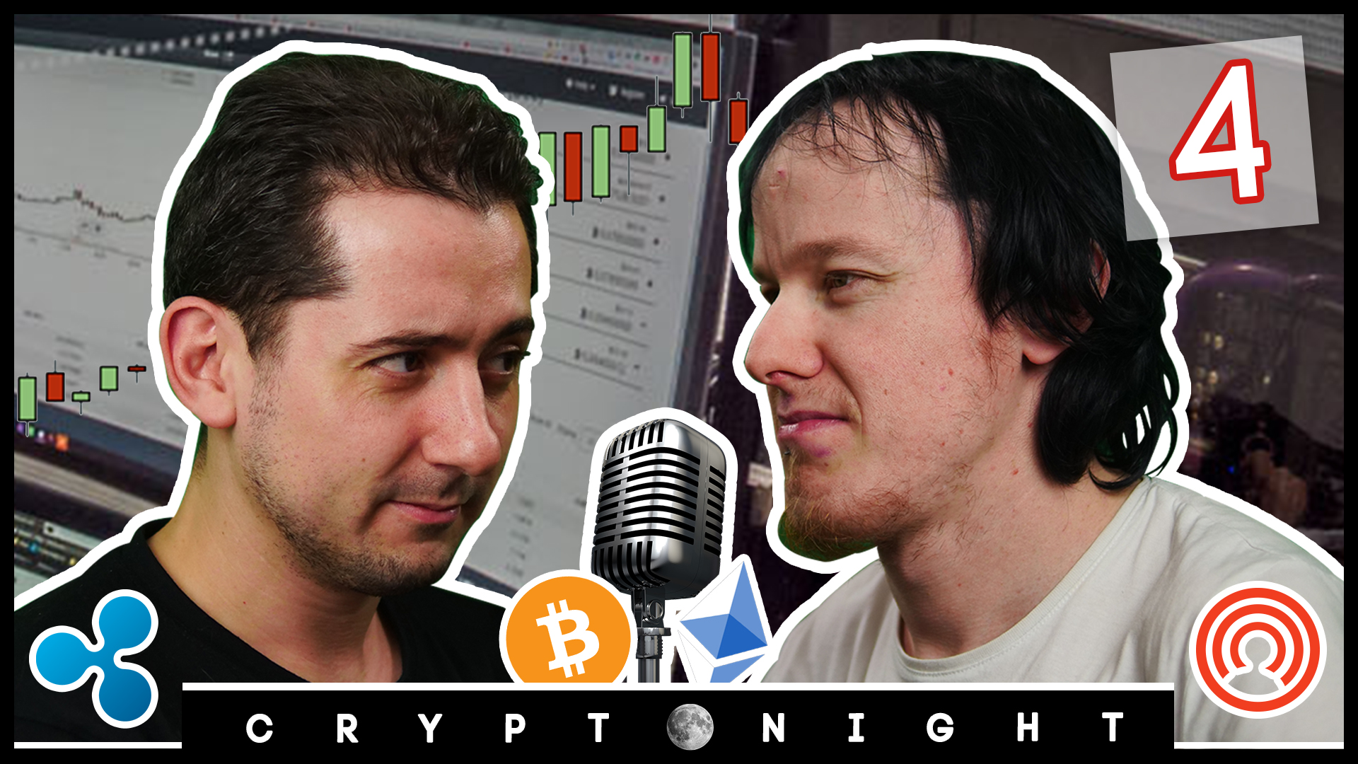 Replay Live #CryptoNight3 et #CryptoNight4