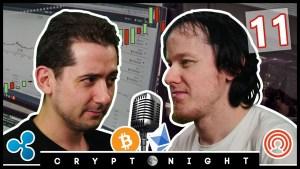 Replay Live #CryptoNight9  #CryptoNight10 #CryptoNight11