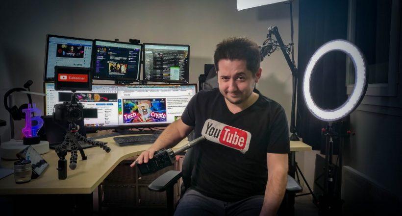 setup-youtubeur-languedegeek-youtubeur