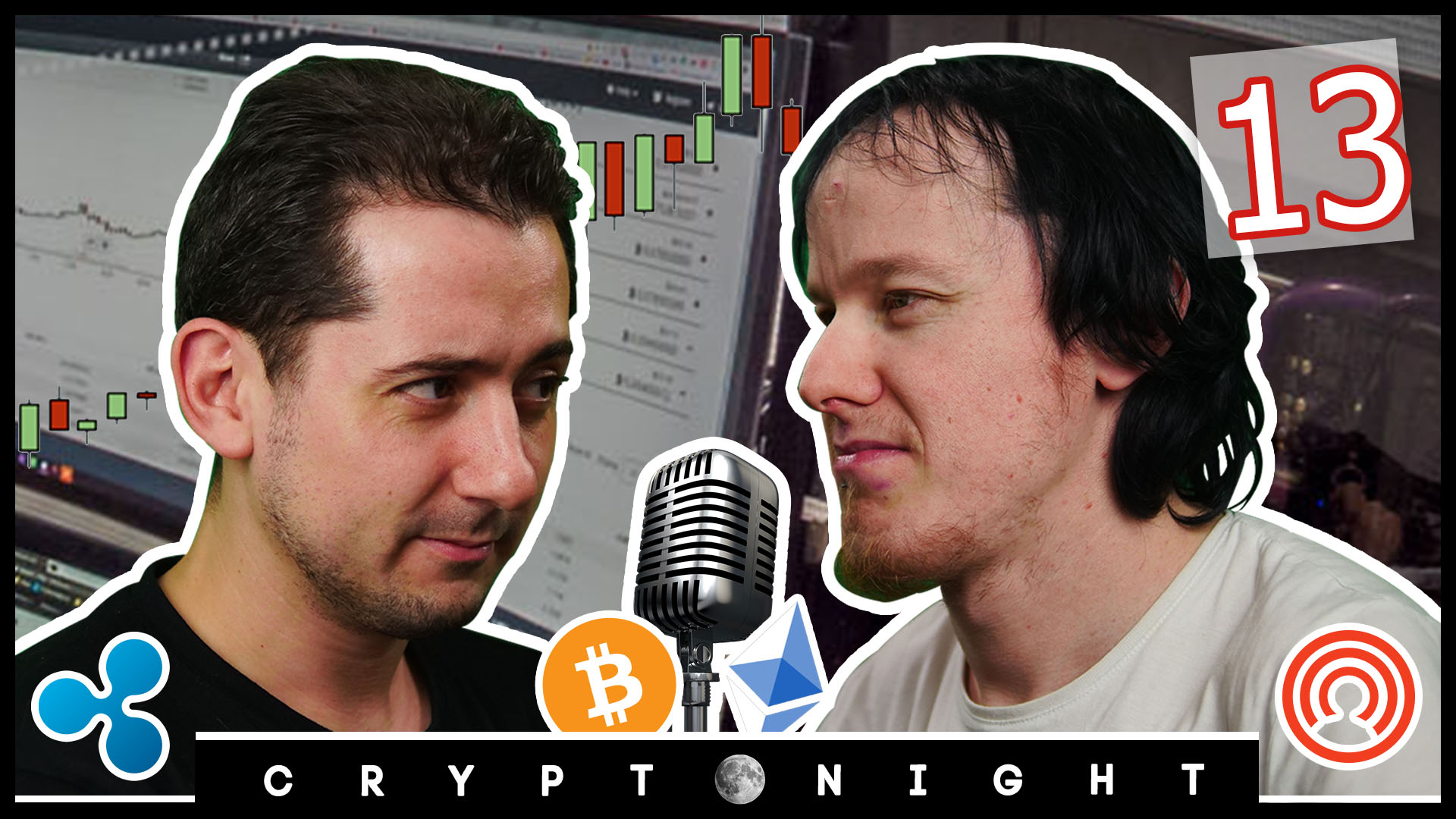 #Live12 et #Live13 CryptoLive avec Florent Kosmala et Crypto Trading France