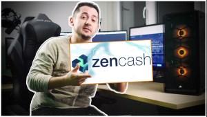 ZenCash: Présentation d'une cryptomonnaie anonyme en 9min!