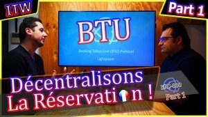 BTU Protocol : Interview Vidal Chriqui, décentralisons la réservation !