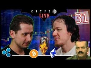 Bitcoin CryptoLive 31 : #FIAT #BINANCE #StableCoin #LangueDeGeek