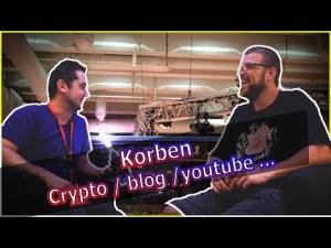 [ NuitduHack] Interview Korben : Crypto Blog Youtube