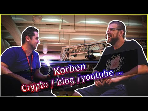 [ NuitduHack] Interview Korben : Crypto Blog Youtube