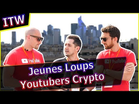 [Interview] Youtubers Crypto Jeunes Loups