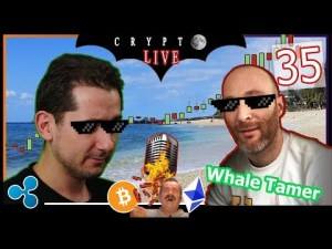 Bitcoin CryptoLive 35 :  Carte Cadeau #Coinbase & #Google Blockchain