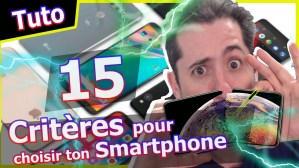 Choisir le meilleur smartphone Iphone ou Android