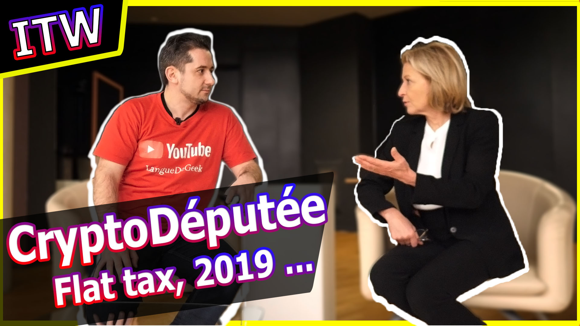 [Interview] Laure de La Raudière #Blockchain #Flattax #Amendements