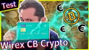 Wirex : Gagne du Bitcoin avec ta carte bleue ! #wirex #N26 #Revolut