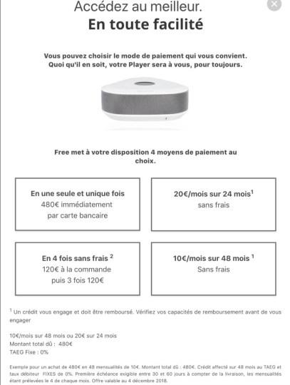 freebox v7 devialet languedegeek