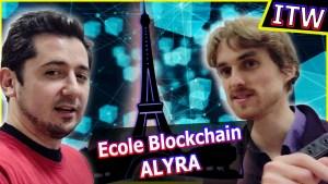 [ITW] ALYRA : la première école #Blockchain #Developpeur #formation