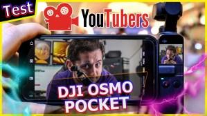 DJI Osmo Pocket : la caméra anti GoPro7 parfaite pour youtubeur vlog ?
