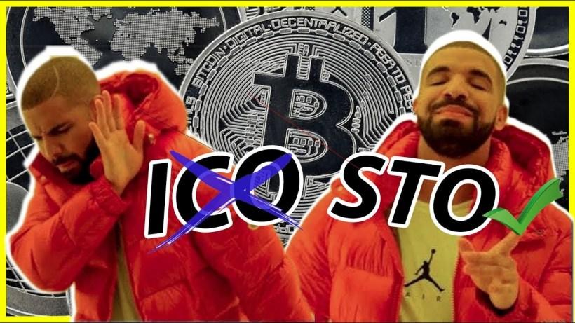 languedegeek sto ico france tokenisation economie token thibault verbiest