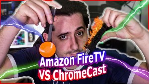 Google Chromecast Vs Amazon Fire TV Stick