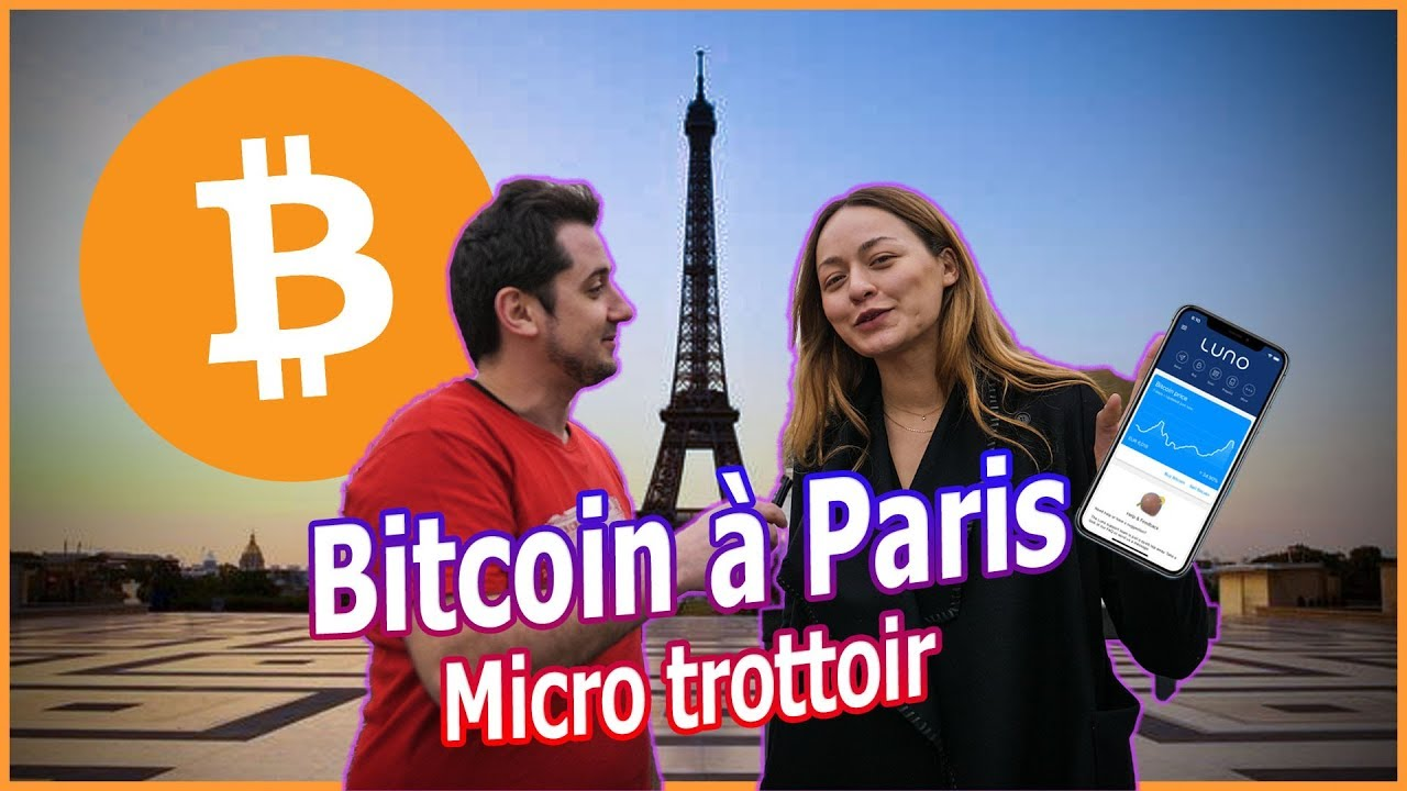 Bitcoin à Paris Interview avec LUNO