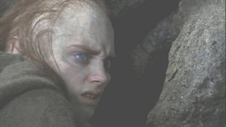 Herr der Ringe Frodo sollte Gollum werden