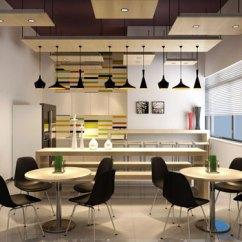 Kitchen Cost Beach Cabinets 办公室茶水间装修设计的重要性_岚禾装饰设计