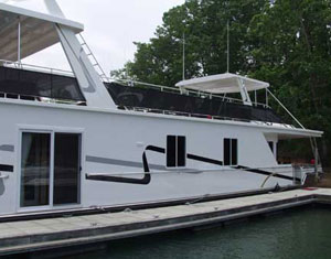 Houseboat Rentals For Corporate