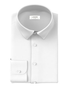 Ceremony Jacquard Shirt by Albini