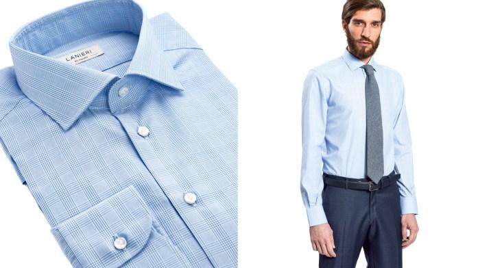Polsino camicia