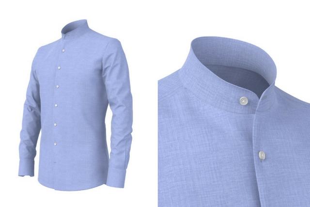 per tutta la famiglia ultimo sconto sconto più basso Il colletto alla coreana: per una camicia di tradizione e ...