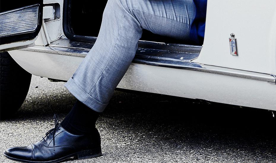 La lunghezza dei pantaloni da uomo  ecco quanto devono essere lunghi f2b88bdc3e2