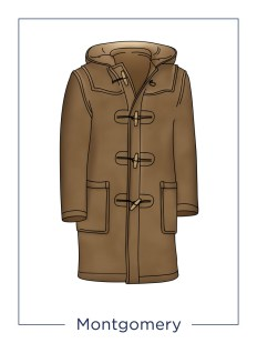 men's coat Montgomery