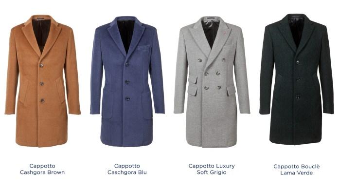 Come scegliere il cappotto da uomo modelli tessuti for Tipi di stile