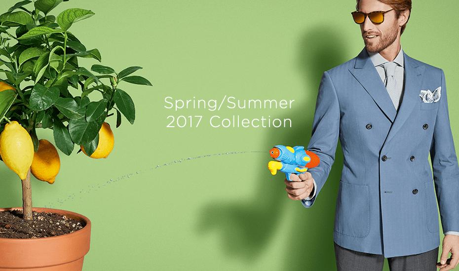 Lanieri Collezione Primevera Estate 2017 Campagna Ad