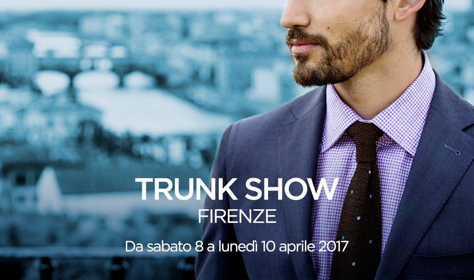 Trunk Show Lanieri a Firenze