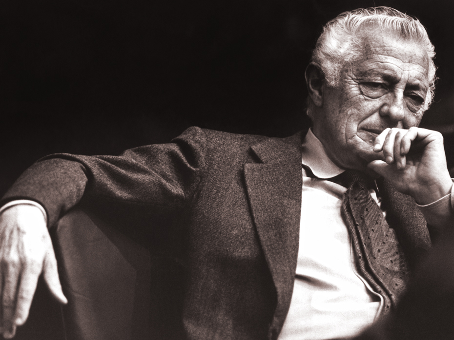 Gianni Agnelli's style: suits, ties and watches of an ...