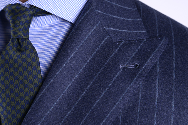 How to match your made-to-measure suit and shirt