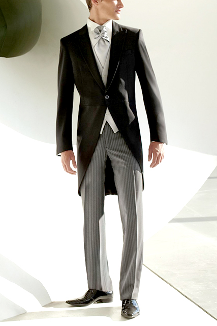 9aa7cc1e8 The difference between suits, tuxedos, morning suits and tailcoats ...
