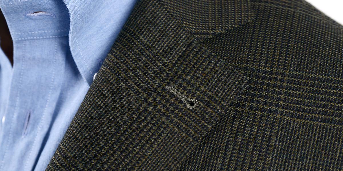 sulle immagini di piedi di nuovo stile alta moda Bavero, petto e collo della giacca: rever classico, a lancia ...