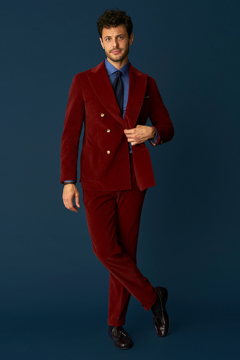 Le 9 tendenze moda uomo per l autunno inverno 2018-2019 ... 4796fed8eb3